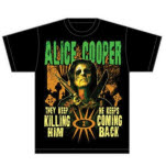 Alice Cooper Graveyard T-Shirt