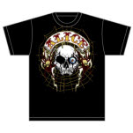 Alice Cooper Band Back Patch T-Shirt