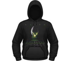 Alien Egg Hoodie Shirt