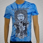 A Life Once Lost Faces TieDyed T-Shirt