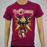 A Life Once Lost War Maroon T-Shirt
