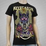 Allegaeon Anubis Black T-Shirt