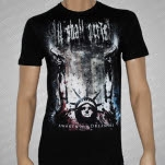 All Shall Perish Statue Gun Black T-Shirt