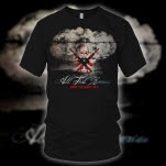 All That Remains A War You Cannot Win Black T-Shirt