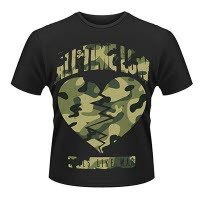 All Time Low Big And Broken T-Shirt