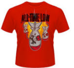 All Time Low Da Bomb T-Shirt
