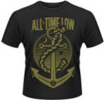All Time Low Holds It Down T-Shirt