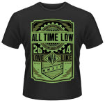 All Time Low War Press T-Shirt
