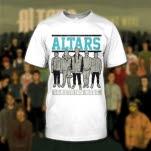ALTARS Something More White T-Shirt