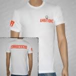 Ambitions Hourglass White T-Shirt