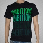 Ambitions Logos Black T-Shirt