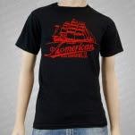 American Made Kustom Bitter End Black T-Shirt
