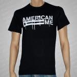American Me Star Logo Black T-Shirt