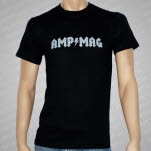 AMP Magazine Bolt Black T-Shirt