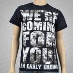 An Early Ending Coming For You Navy T-Shirt