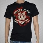 Angel City Outcasts Horseshoe T-Shirt