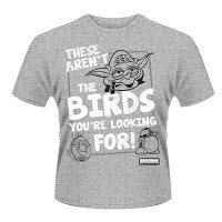 Angry Birds Star Wars ArenT The Birds T-Shirt