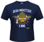 Angry Birds Star Wars Jedi Master T-Shirt