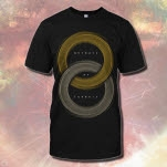 Animals As Leaders Infinity Black T-Shirt