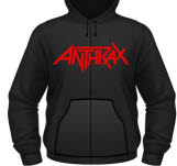 Anthrax Worship Music Hands Hoodie With Zip
