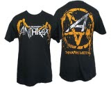 Anthrax Metal Claws T-Shirt