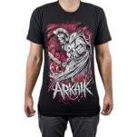 Arkaik Clothing God of War Black T-Shirt