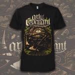 Ark Of The Covenant Album Art Black T-Shirt
