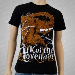 Ark Of The Covenant Mammoth Black T-Shirt