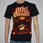 Ark Of The Covenant Separation Cover Black T-Shirt