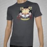 Armor For Sleep Shield Gray T-Shirt