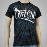 Artery Recordings Crown Logo Tie Dye T-Shirt