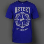 Artery Recordings Crown Royal Blue T-Shirt
