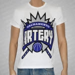 Artery Recordings Kings White T-Shirt