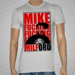 Artery Recordings Mike Fn Milford Silver T-Shirt