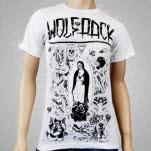 Artery Recordings Tattoo Flash White T-Shirt