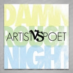 Artist vs Poet Damn Rough Night EP CD