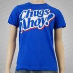 As Artifacts Chugs Blue T-Shirt