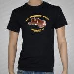 As Friends Rust Trucking Co Black T-Shirt
