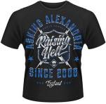 Asking Alexandria Raising Hell T-Shirt
