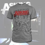 Asking Alexandria All Over Grey T-Shirt
