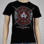 Asking Alexandria Broadcaster Black T-Shirt