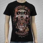 Asking Alexandria Death Crew Black T-Shirt