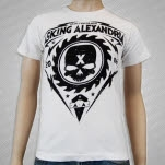 Asking Alexandria Do It For The Metal White T-Shirt