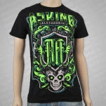 Asking Alexandria Domain Black T-Shirt