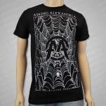Asking Alexandria Entrap Black T-Shirt
