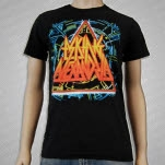 Asking Alexandria Hysterical Black T-Shirt