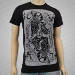 Asking Alexandria Macabrecard Black T-Shirt