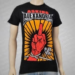 Asking Alexandria Saint Black T-Shirt