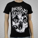 Asking Alexandria Spooky Face Black T-Shirt