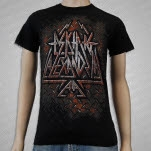 Asking Alexandria Volted Black T-Shirt